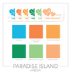 Paradise Island 6-Color Bundle