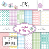 Pastel Patterns 6x6 Paper Pack