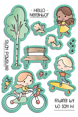 Pixie Pals - Pocket Pals Die Set