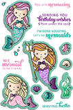 Mermaid Treasures Die Set