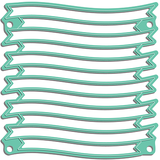 Wave Ribbon Stack Coordinating Die