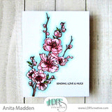 Cherry Blossoms Stamps - Wholesale