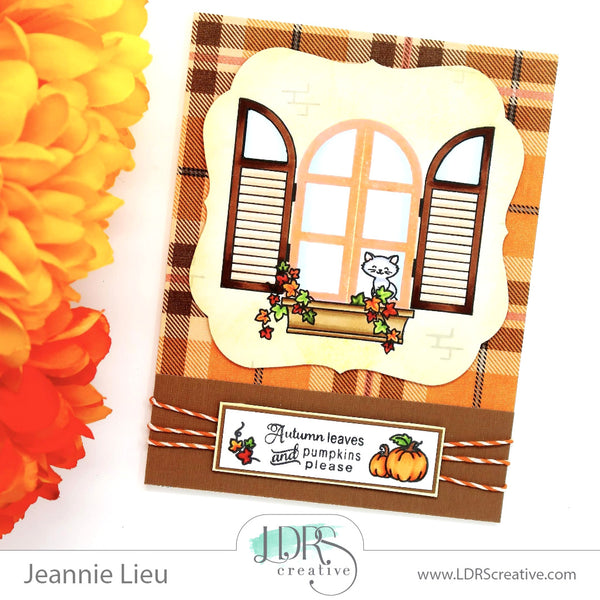 A View For All Seasons Die Set - Wholesale