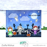 Halloween High Jinks Stamps