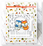 Woodland Wonderland Stamps