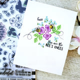 Sunny Meadow - Petal Pusher Stamps