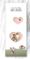 Strawberry Patch Die Set