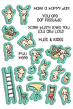 Down the Rabbit Hole - Pocket Pals Die Set