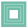 Stitched Square Die Set