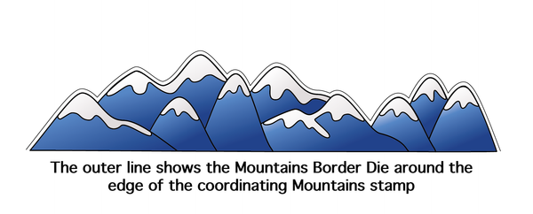Mountains Border Die