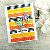 Spook Ya Later Alligator Coordinating Die Set