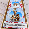Gingerbread Kisses - Pocket Pals