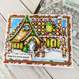 Gingerbread House - Pocket Pals Die Set