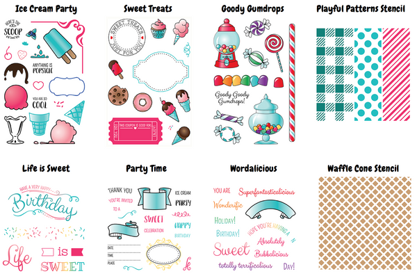 February 2019 - Party Bundle