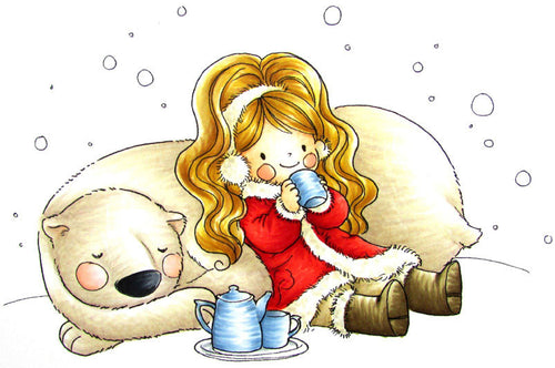 Winter Cuppa - Lisbeth