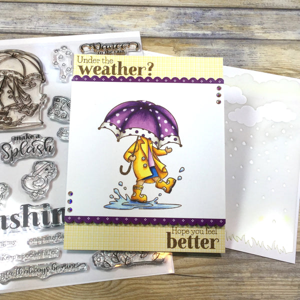 Puddle Jumper Stamps - Wholesale