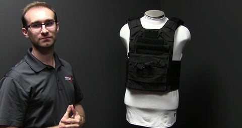 Advanced Plate Carrier GEN IV (APC) Instructions Video
