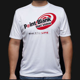 Point Blank Body Armor White T-Shirt