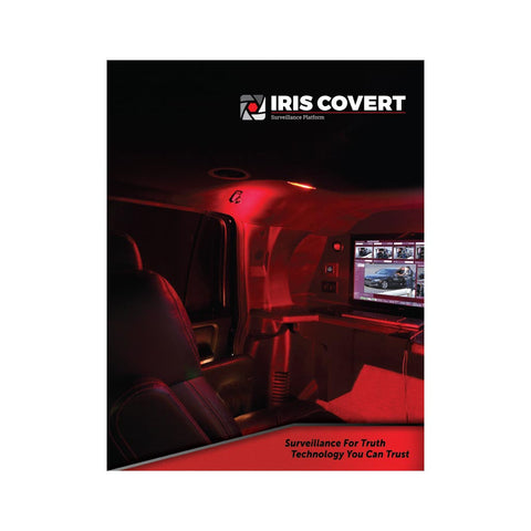 Covert Surveillance Vehicle Brochure (1.8mb)