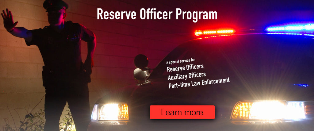 Reserve Officer Program