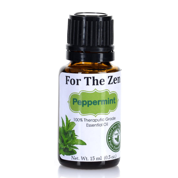 100% PURE & Therapeutic PEPPERMINT Essential Oil