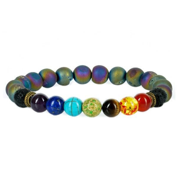 High Positive Energy Chakra Handmade Bracelet