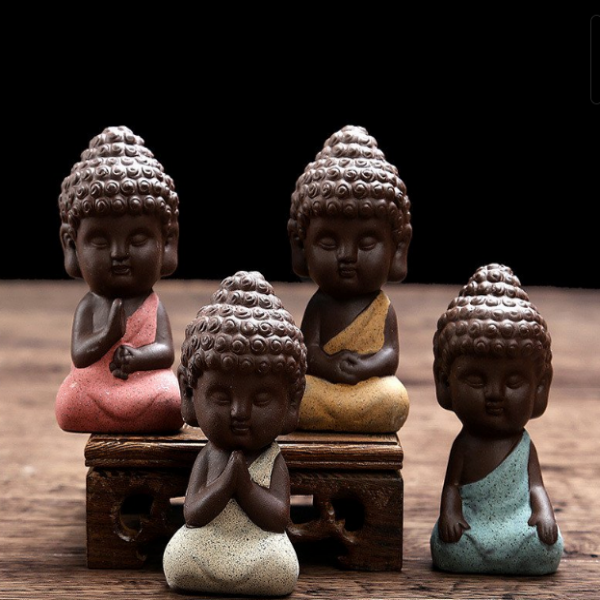 Mini-Monk Buddies