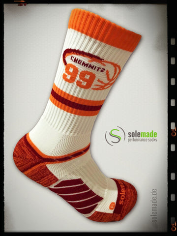 NINERS Chemnitz Performance Socks I Crew