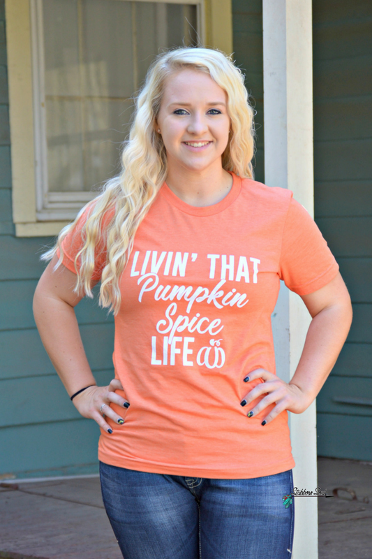 Pumpkin Spice is Life Tee (Clearance)