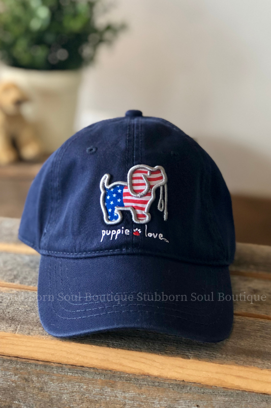 Puppie Love USA Hat Stubborn Soul Boutique