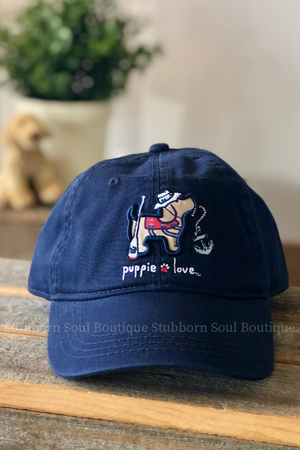 Puppie Love Lake Hat Stubborn Soul Boutique