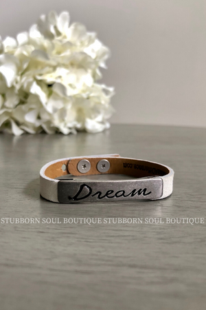 Life Inspiration - Galaxy - Dream (Clearance) Bracelet Stubborn Soul Boutique