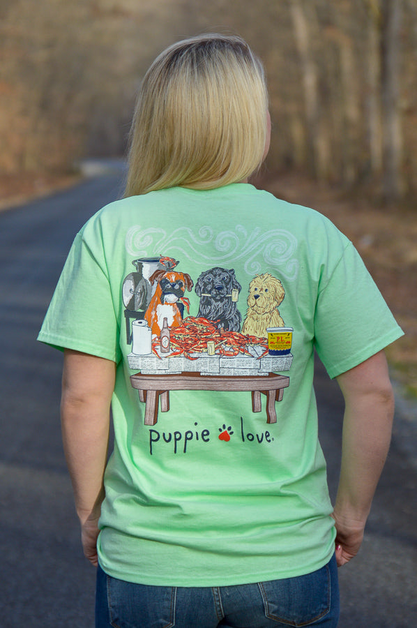 Puppie Love Crab Stubborn Soul Boutique Middletown Delaware