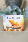 I Am Blessed Cuff Bracelet