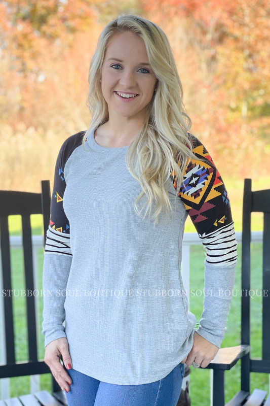 Addie Long Sleeve Top