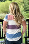Stripe Top Stubborn Soul Boutique