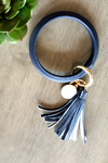 Tassel Bracelet Key Ring Stubborn Soul Boutique