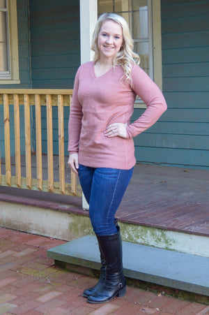 Blakely V Neck Sweater