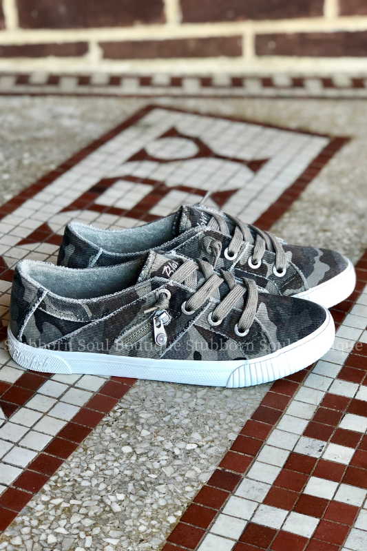 Blowfish Fruit Earth Camo Sneakers Stubborn Soul Boutique