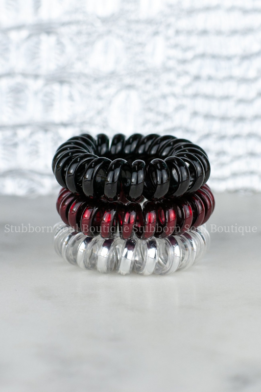 Ladybug Mini Set Hotline Hair Ties Stubborn Soul Boutique