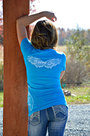 Spread Your Wings Tee - Stubborn Soul Boutique