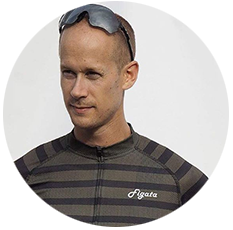 Cycling jerseys for sale by Anders Berendt