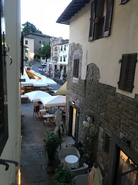 Best restaurants in Montecatini Alto and terme