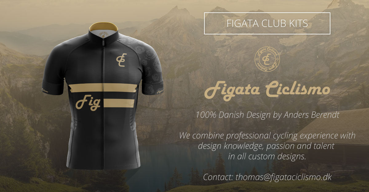 custom cycling apparel by figata ciclismo 100%