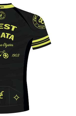Special Edition Tour de France Cycling Jersey