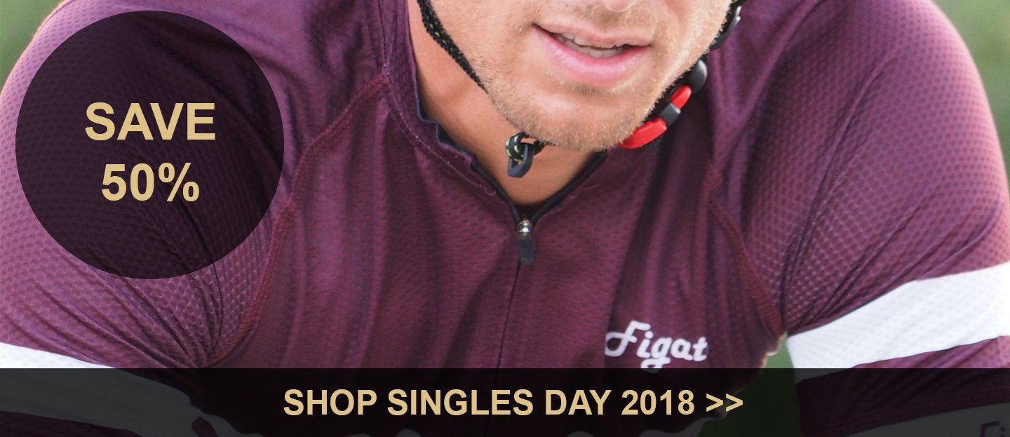 Singles Day 2018 cycling apparel / cykeltøj