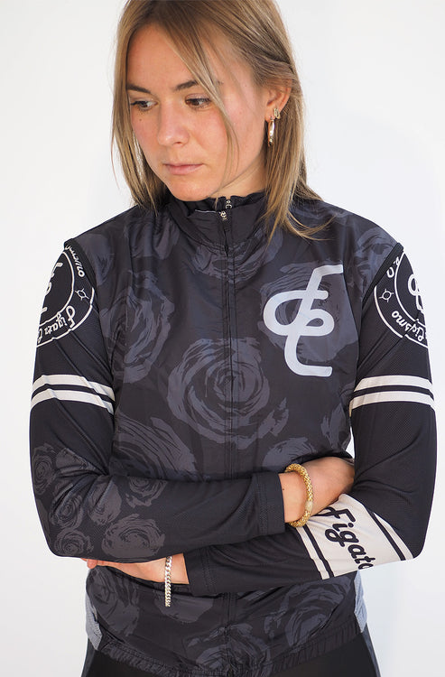 Figata Women Cycling Wind Breaker Pro 2.0 (Size L)
