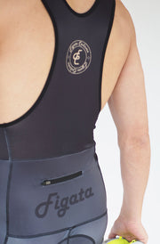 Darkone Bib Shorts Dark Gray (Only size S + XXL left)