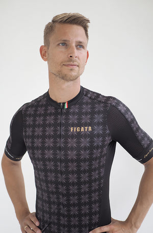 Short Sleeve Cycling Jersey Premium Exclusive Print (Size S + L)