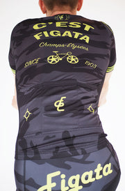 "Short Sleeve Cycling Jersey ""Le Tour"" Special Edition"